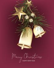 Jingle Bells Christmas Card Wi...
