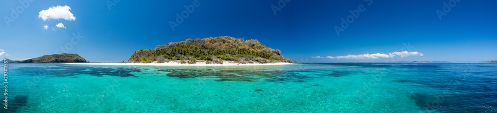 Fototapety, obrazy: Ngey Ngey Island Philippines