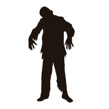 Zombie Silhouette