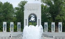 World War 2 Memorial In Washin...