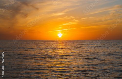Sunset Cliffs Sunset in San Deigo, California