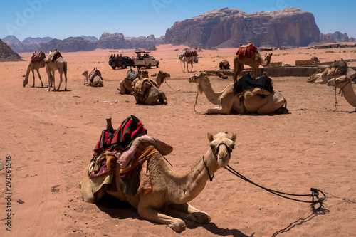 Fotografija  Wadi Rum, Jordan