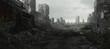 Ruined Cityscape