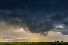 Image Of Severe Wall Cloud Of ...