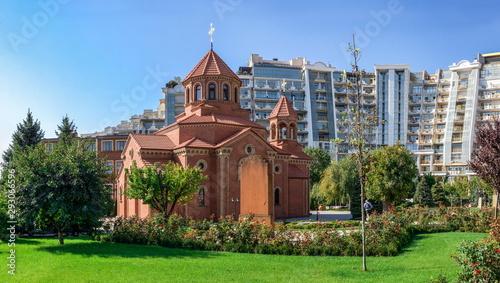 Photo Armenian Apostolic Church in Odessa, Ukraine