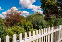 Santa Fe New Mexico Garden