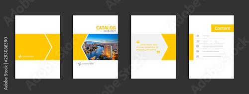Business cover design template vector Wallpaper Mural
