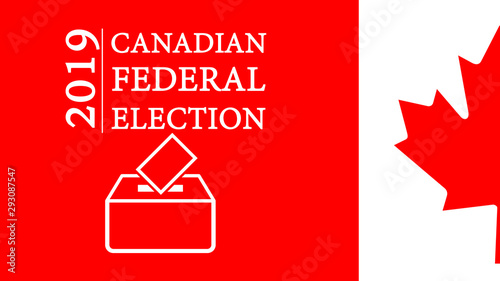 Canvas Prints Equestrian Canadian Federal Election