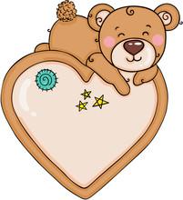 Teddy Bear Sleeping On Top Of ...