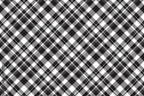 Cuadros en Lienzo Tartan scotland seamless plaid pattern vector
