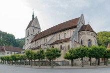 View Of The 12th Century Churc...
