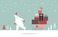 Horizontal Banner, Christmas C...