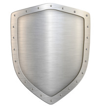 Metal Classical Shield Isolate...