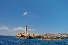 Little Lighthouse In Tyrrhenia...