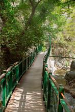 Small Bridge Next To Milomeris...
