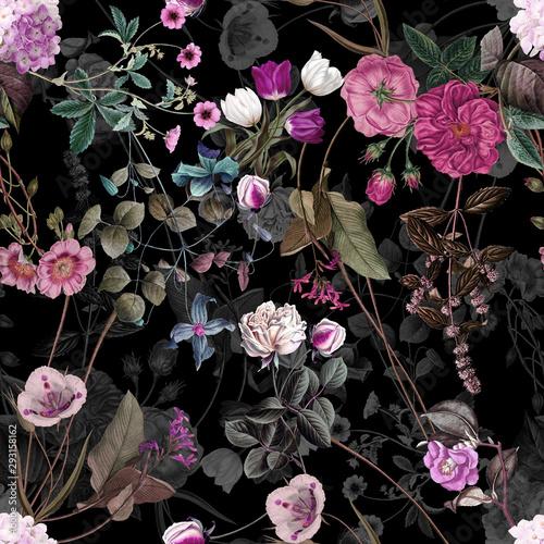 bezszwowa-kwiecista-tlo-szalika-sztuki-abstrakcjonistycznego-projekta-tkanina-bezszwowe-piekny-artystyczny-jasny-tropikalny-wzor-z-egz
