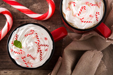 Peppermint Coffee Mocha For Ch...