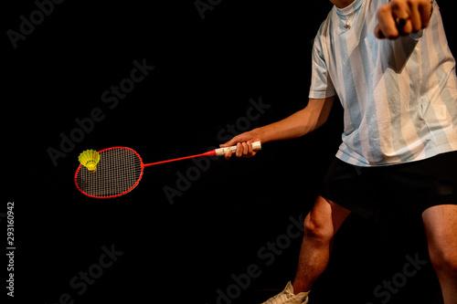 Obrazy Badminton   badminton