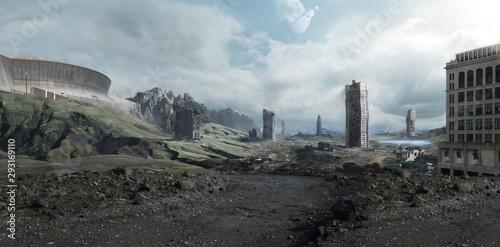 Платно Future Wasteland
