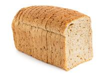 Sliced Loaf Of Whole Wheat Toa...