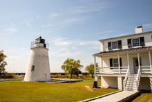 Piney Point Lighthouse And Kee...