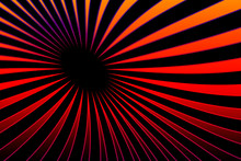 An Abstract Sunburst Background Image.
