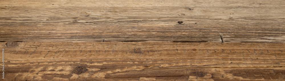 Fototapeta Hintergrund mit alter Holzstruktur