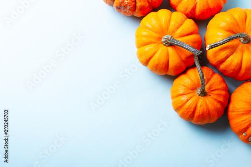 Foto  pumpkin on table