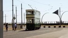 Blackpool Heritage Tram Stock ...