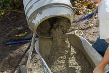 Concrete Mixer Machine At Cons...