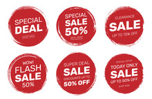 Stamp Tag Badge Sale Discount ...
