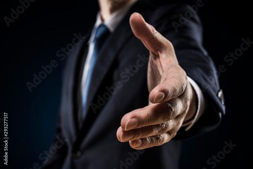 Fotografía ビジネスマン 握手