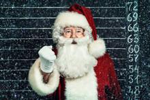 Threats From Santa Claus