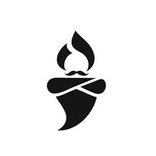 Genie Logo Icon Designs Vector