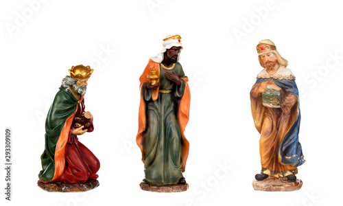 Photo The three wise men