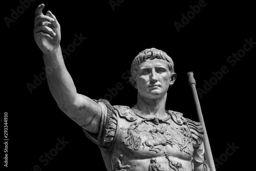 Fotomural Caesar Augustus, the first emperor of Ancient Rome