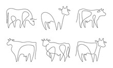 Farm Animal. Vector Graphics I...