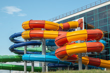 Multi-colored Closed Water Sli...