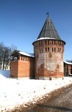 Smolensk Kremlin Part Of The O...