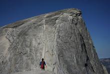 Half Dome Climb, Yosemite