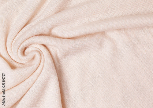 Fotomural  background of cashmere knitwear