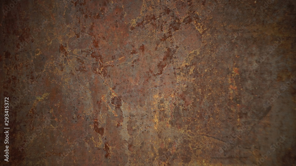 Fototapeta texture of rusty metal background