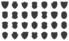 Shield Icons Collection. Prote...