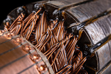 Copper Electric Motor Winding....