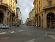 sightseeing in the port city livorno