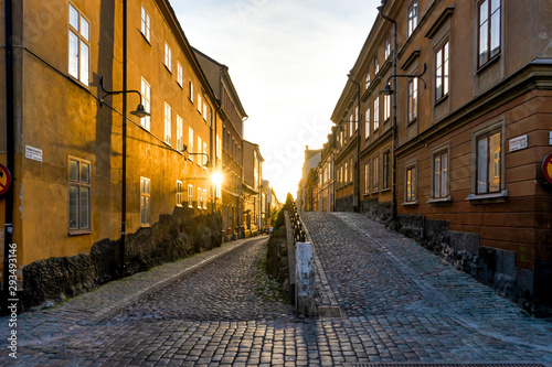 Street in Stocholm