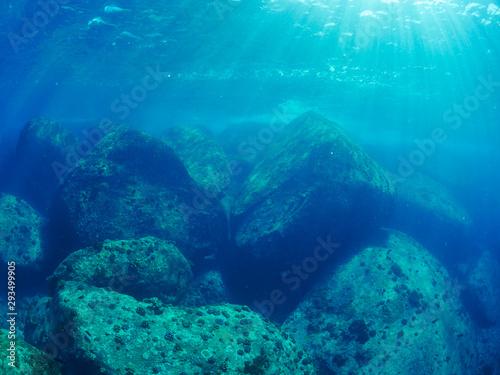 Poster Naufrage undersea