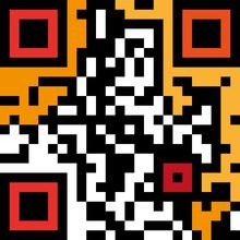 Halloween Qr Code Icon Informa...