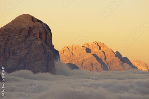 Fototapeta  Dolomiti Tre Cime di Lavaredo
