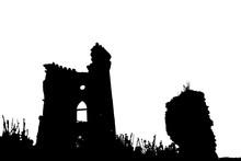 The Silhouette Of A Ruin, Dest...